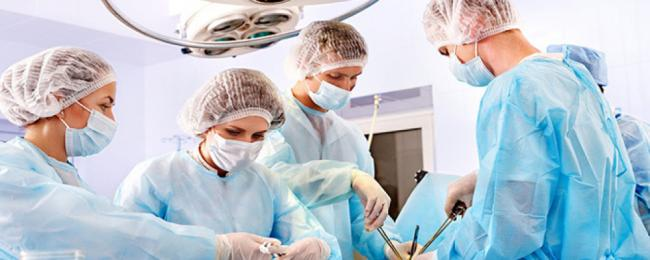 хирургия при раке прямой кишки