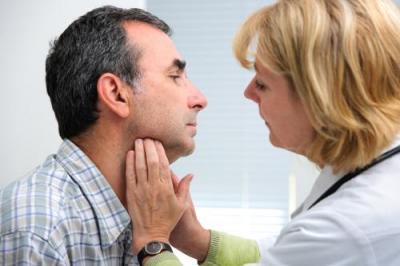 Разновидности рака миндалин