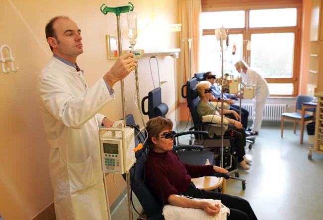 Пациенты выбирают лечение рака в Германии